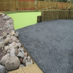Rubberised Playground Surfacing in Blaguegate 8