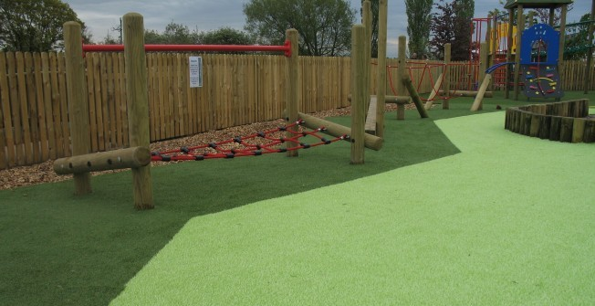 Recreational Play Flooring in Blakeley Lane