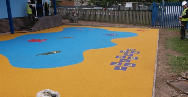 Soft Play Surfaces in Bodfari