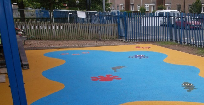 Outdoor Play Area in Rowden