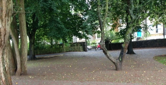 Rubber Mulch Flooring in Aughton Park